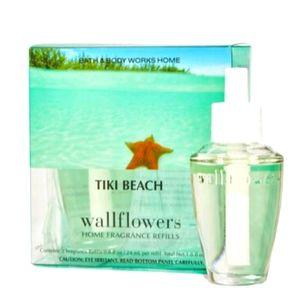 🌴 TIKI BEACH WALLFLOWERS REFILLS 2-PACK